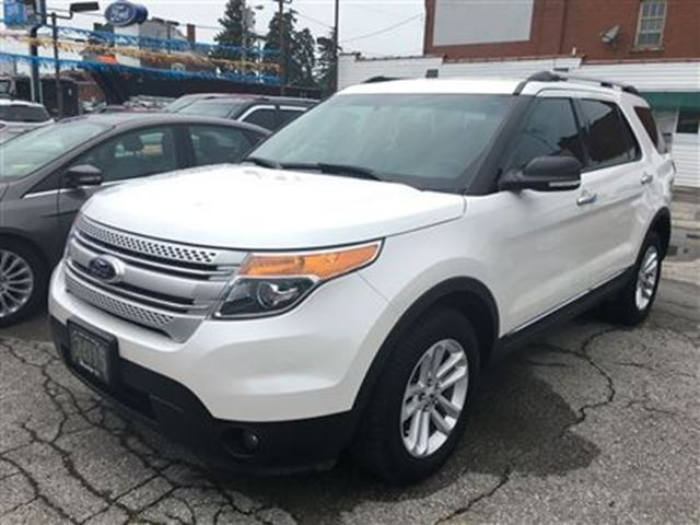 2015 ford explorer xlt v6 4x4 hagersville ontario used car for sale 2540099. Black Bedroom Furniture Sets. Home Design Ideas