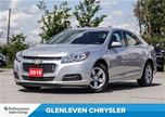 2016 Chevrolet Malibu LT, BLUETOOTH, TOUCH SCREEN AUDIO, ALLOYS in Oakville, Ontario