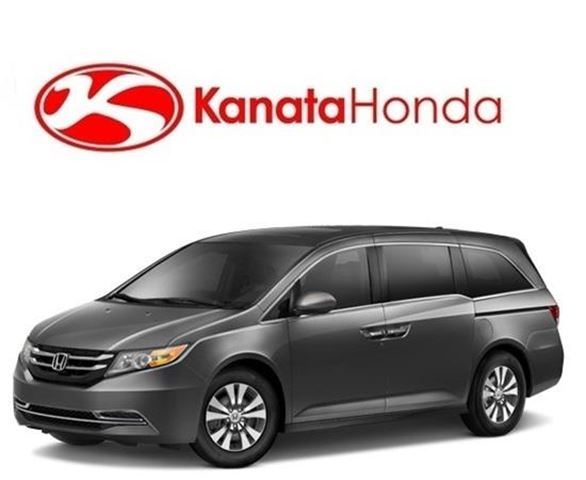 2016 honda odyssey ex l navi modern steel met kanata honda. Black Bedroom Furniture Sets. Home Design Ideas