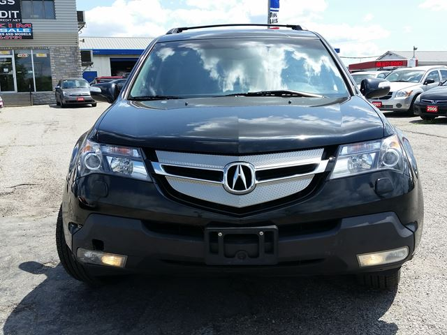 2009 Acura MDX Tech Pkg - Pickering, Ontario Used Car For Sale - 2539605