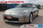 2006 Nissan 350Z Base Grand Touring   ONLY 90K   CERTIFIED in Kitchener, Ontario