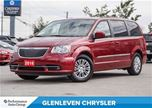 2016 Chrysler Town and Country Touring-L, Leather heated seats & Steering wheel, in Oakville, Ontario