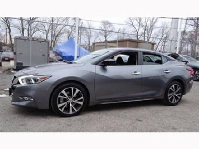 2016 nissan maxima sl mississauga ontario used car for sale 2540762. Black Bedroom Furniture Sets. Home Design Ideas