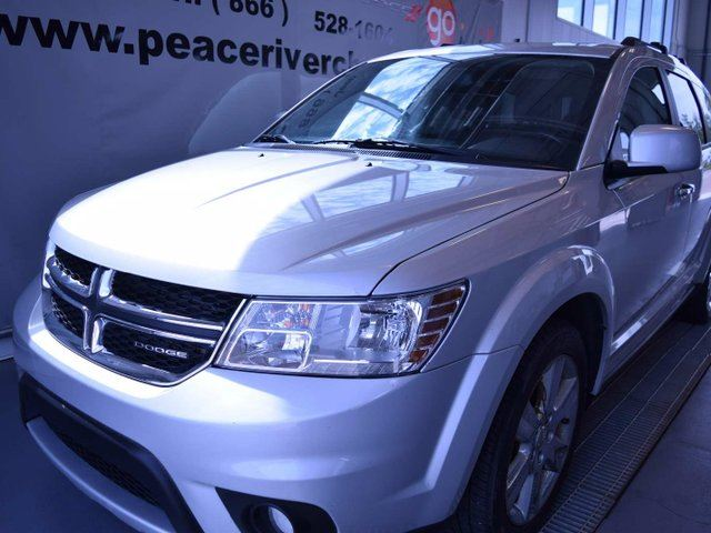 2012 Dodge Journey R T Silver Peace River Chrysler