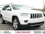 2012 Jeep Grand Cherokee Limited 5.7L 4X4 - LOCAL ONE OWNER TRADE IN | NO ACCIDENT CLAIMS | HEATED/COOLED FRONT SEATS | HEATED REAR SEATS | DUAL ZONE CLIMATE CONTROL WITH AC | PANORAMIC SUNROOF | NAVIGATION | BACK UP CAMERA | PARKING SENSORS | HEATED STEERING WHEEL | POWER L in Edmonton, Alberta