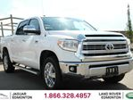 2014 Toyota Tundra Platinum 5.7L V8 4x4 Crew Max - 1794 Edition - LOCAL ONE OWNER TRADE IN | 2 WAY REMOTE STARTER | NAVIGATION | BACK UP CAMERA | PARKING SENSORS | BOX COVER AND BOX LINER | RUNNING BOARDS | HEATED/COOLED SEATS | AWESOME COLOR COMBO | JBL AUDIO | BLUETO in Edmonton, Alberta