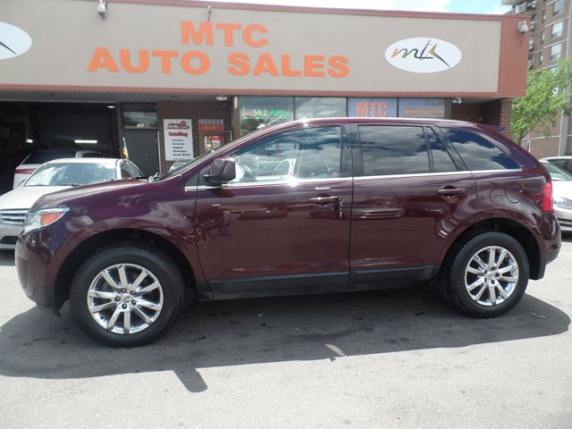 2011 ford edge limited ottawa ontario used car for sale 2540846. Black Bedroom Furniture Sets. Home Design Ideas