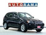 2013 BMW X3 xDrive28i NAVIGATION LEATHER PANORAMIC SUNROOF AWD in North York, Ontario