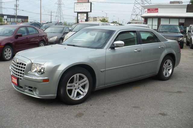 2006 chrysler 300 c hemi leather seats sunroof toronto ontario used car f. Cars Review. Best American Auto & Cars Review