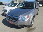 2009 Subaru Forester POWER EQUIPPED ALL WHEEL DRIVE 5 PASSENGER HEAT in Bradford, Ontario