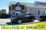 2013 Ford Edge Limited AWD in Tilbury, Ontario