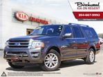 2015 Ford Expedition Limited 4x4\3 Rows\Leather Heated Seats in Winnipeg, Manitoba
