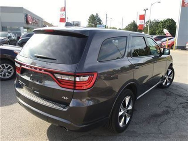 used 2015 dodge durango 8cy r t awd 8 4 milton. Black Bedroom Furniture Sets. Home Design Ideas