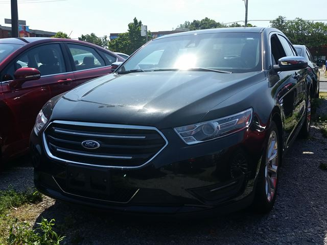 2015 Ford Taurus Limited*AWD*FULLY LOADED*20