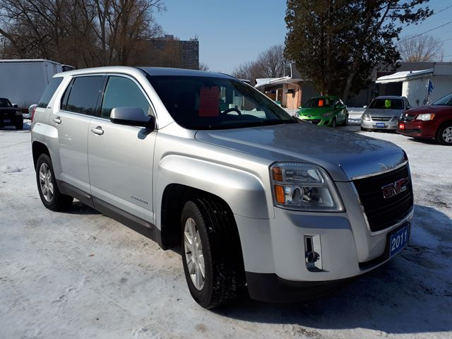 2011 gmc terrain sle 1 whitby ontario car for sale 2542459. Black Bedroom Furniture Sets. Home Design Ideas