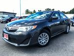 2012 Toyota Camry LE DEALER SERVICED+CLEAN CARPROOF! in Cobourg, Ontario