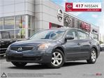 2009 Nissan Altima 2.5 S //LEATHER // SUNROOF // in Ottawa, Ontario
