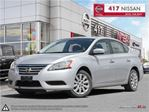 2013 Nissan Sentra 1.8 S // CVT TRANS. // POWER GROUP // in Ottawa, Ontario