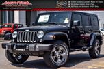 2016 Jeep Wrangler Unlimited NEW Car Sahara 4x4 Power/Connect Grps Nav Bluetooth Sat Radio 18 Alloys in Thornhill, Ontario
