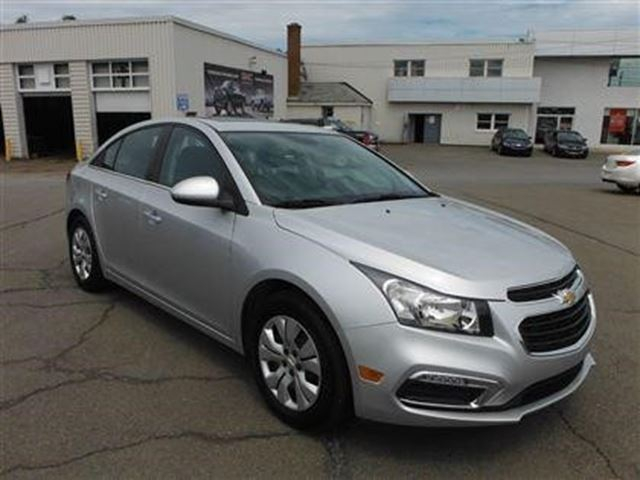2016 chevrolet cruze lt new glasgow nova scotia used. Black Bedroom Furniture Sets. Home Design Ideas
