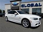2013 BMW 5 Series xDrive M Sport PKG. 360 CAMERA. in Ottawa, Ontario