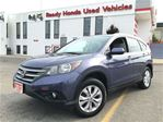 2012 Honda CR-V Touring   Navigation   Leather   Roof in Mississauga, Ontario