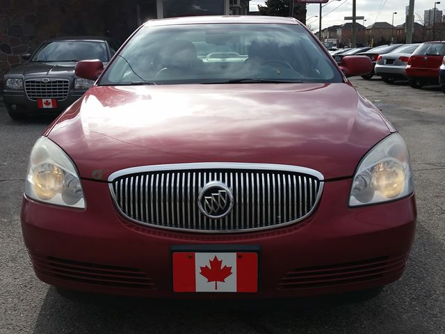 2007 buick lucerne v6 cxl scarborough ontario used car for sale 2541569. Black Bedroom Furniture Sets. Home Design Ideas
