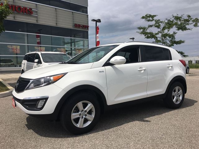 2014 kia sportage lx barrie ontario car for sale 2542074. Black Bedroom Furniture Sets. Home Design Ideas
