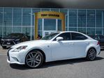 2015 Lexus IS 250 F Sport Series 3 in Nepean, Ontario