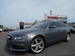 2012 Audi A4 AVANT 2.0T QTRO - PANOROOF in Oakville, Ontario