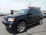 2002 Nissan Pathfinder LE 4WD - LEATHER - SUNROOF in Oakville, Ontario