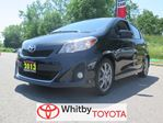 2013 Toyota Yaris LE 5-Door AT in Whitby, Ontario