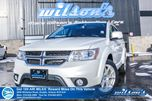 2015 Dodge Journey R/T AWD 7-PASSENGER! DVD! LEATHER! SUNROOF! REVERSE CAMERA! REAR A/C! HEATED SEATS! in Guelph, Ontario