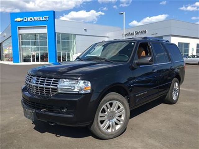 2013 lincoln navigator one owner accident free black addison chevrolet buick gmc. Black Bedroom Furniture Sets. Home Design Ideas