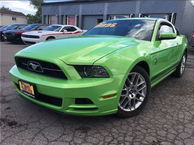 2014 ford mustang gotta have it green turn some heads. Black Bedroom Furniture Sets. Home Design Ideas
