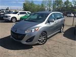 2012 Mazda MAZDA5 GT (A5) HEATED SEATS LEATHER WRAPPED STEERING W/ A in St Catharines, Ontario