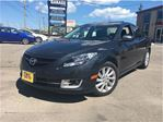 2013 Mazda MAZDA6 GT-14 LEATHER MOONROOF in St Catharines, Ontario