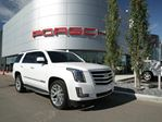 2016 Cadillac Escalade Premium   One Owner   No Accidents   Loaded   Like New in Edmonton, Alberta