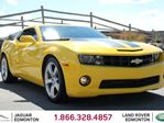 2011 Chevrolet Camaro 2SS Coupe SUPERCHARGED - LOCAL ONE OWNER TRADE IN | NO ACCIDENTS | 650 HORSEPOWER | SUPERCHARGED | BORLA EXHAUST | CARBON FIBRE COLD AIR INTAKE | HEATED LEATHER SEATS | BOSTON PREMIUM AUDIO | POWER SUNROOF | REAR PARKING SENSORS | IMMACULATE CONDITIO in Edmonton, Alberta