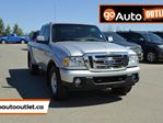 2010 Ford Ranger Sport 4dr 4x4 Super Cab Styleside 6 ft. box 125.7 in. WB in Edmonton, Alberta