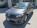 2012 Toyota Corolla 'LOW-K'S' LOADED XRS MODEL 5 PASSENGER LEATHER  in Bradford, Ontario