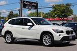 2012 BMW X1 xDrive28i AWD ONLY 96K! **PANORAMIC SUNROOF** PREMIUM PKG in Scarborough, Ontario
