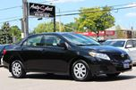 2010 Toyota Corolla ONLY 157K! **CLEAN CARPROOF** CE MODEL PWR OPTIONS in Scarborough, Ontario