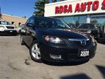 2009 Mazda MAZDA3 AUTO 4 DR SEDAN ALLOY PW PL PM A/C NO RUST SAFETY in Oakville, Ontario