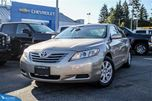 2009 Toyota Camry Hybrid Base Navigation  Sunroof  and Heated Seats in Coquitlam, British Columbia