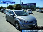 2016 Hyundai Elantra Sport Appearance 4dr Sedan in Kelowna, British Columbia