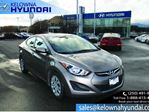 2015 Hyundai Elantra GL 4dr Sedan in Kelowna, British Columbia