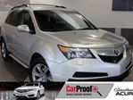 2012 Acura MDX Elite with AWD, nav, leather, sunroof, DVD, Blueto in Red Deer, Alberta