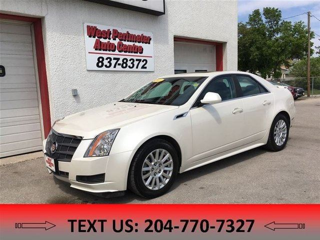 2011 CADILLAC CTS 3.0L V6 AWD **Sunroof/Leather** in Winnipeg, Manitoba