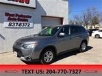 2015 Mitsubishi Outlander ES **Well equipped great value** in Winnipeg, Manitoba